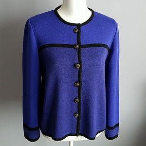 Vintage Patchington Tipped Cardigan